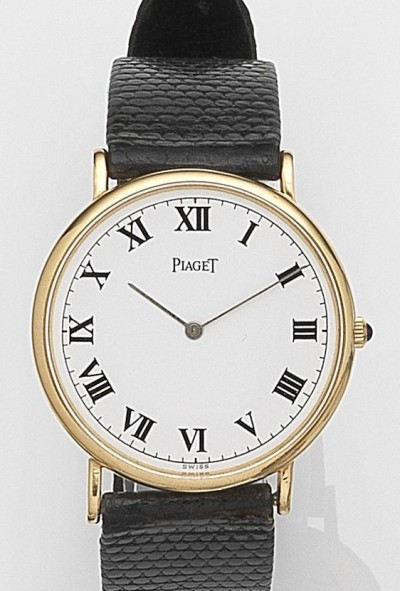 Piaget 18ct Dress model with Cal.9P2 manual wind movement