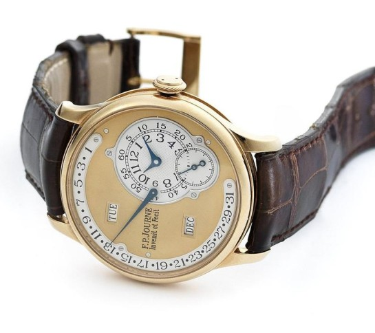J P Journe auction item
