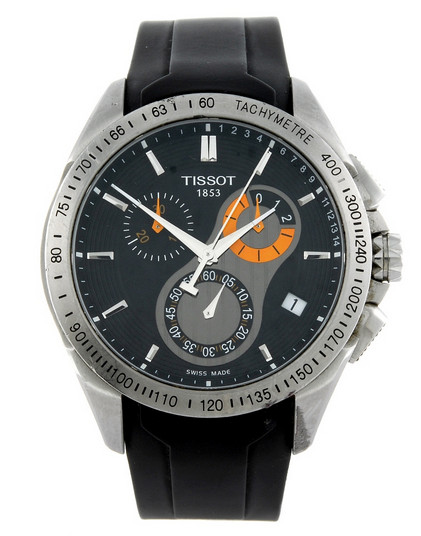 Tissot Veloci T chronograph T024417A Pre-owned