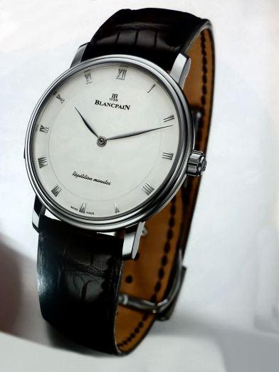 Blancpain Villeret Répetition Minutes - absolute elegance