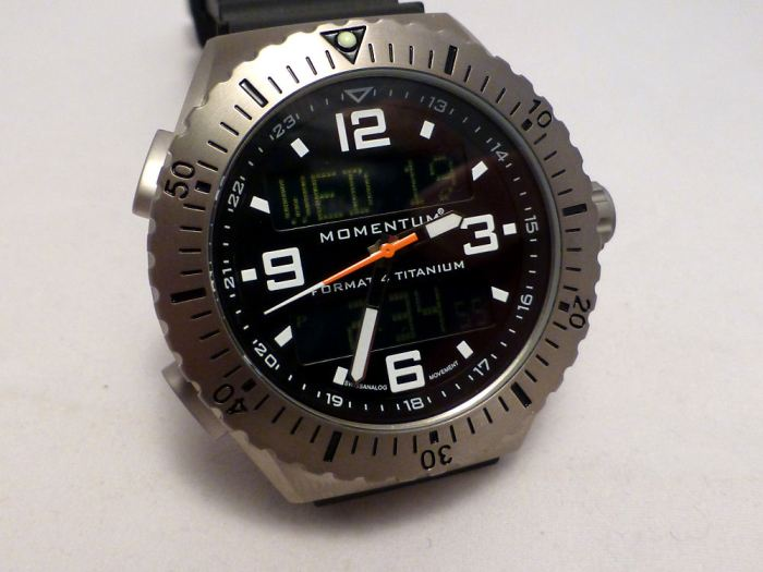Great dial, clear, uncluttered and excellent digital display