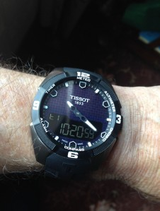 Tissot T-Touch Solar - my new Daily Beater!