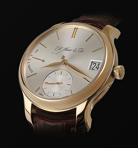 H Moser and Cie - Perpetual 1 - the ultimate Calendar
