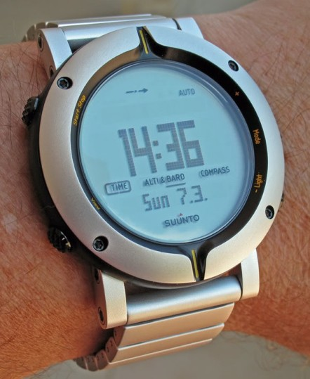 The Suunto Gamit2 a position of elegance?