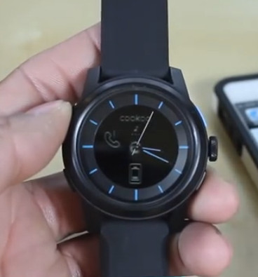 The Cookoo Life - a smart watch that thinks it's a watch