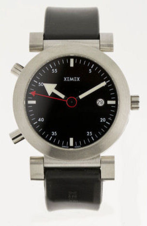 Xemex Chronos reversing Chronograph