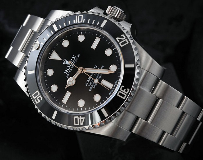 The Submariner - but not for me.