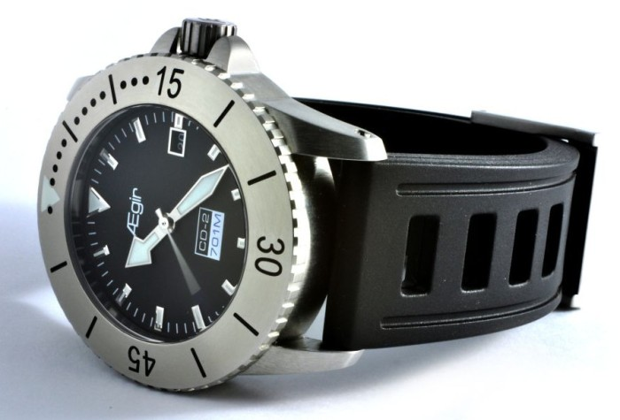 The Aegir CD-2 Dive Watch