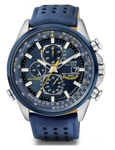 Citizen AT8020-03L Blue Angels with strap