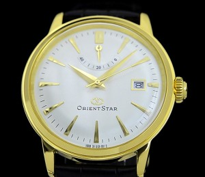 Orient Star SEL050001S dress watch