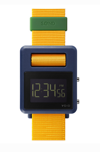 By Void - the SOND NYG unisex fashion watch.