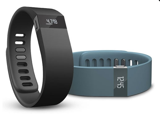 The Fitbit FLEX - Activity & Sleep band.