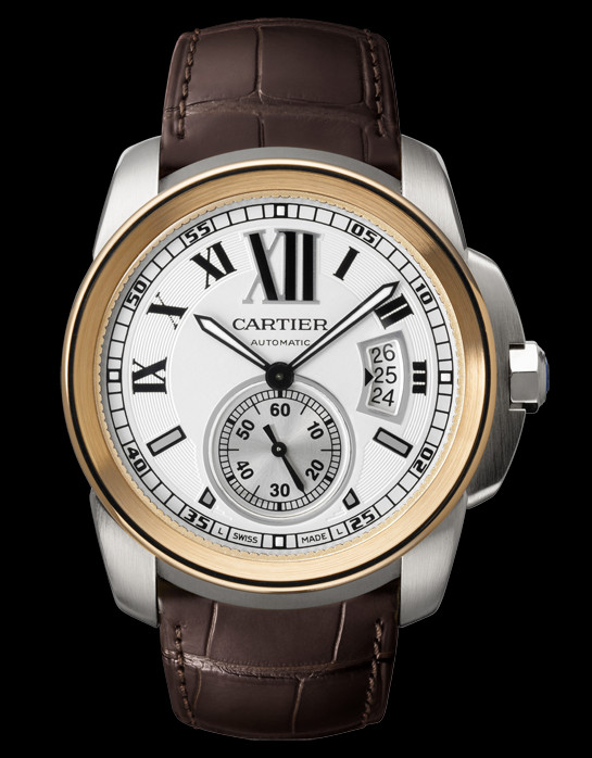 Calibre de Cartier W7100039 Gents
