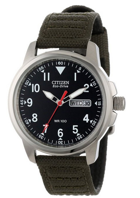 Citizen BMB180-03E Eco-Drive Date Watch