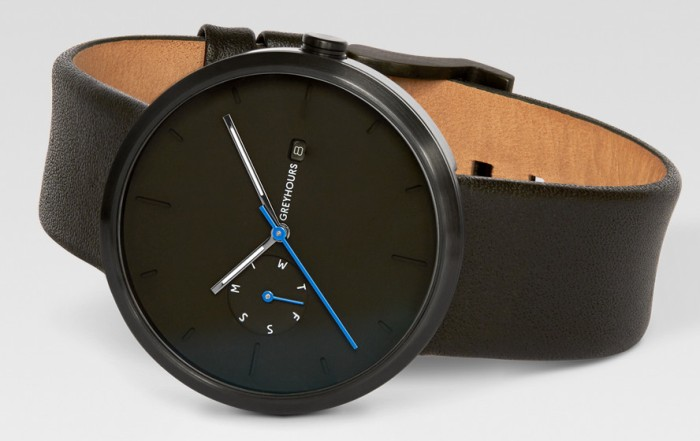 Greyhours Essential Day/Date watch