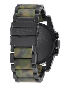 Neat Nixon Unit SS bracelet with micro adjustment.