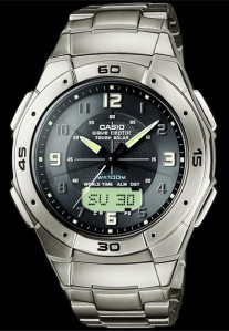 My Casio Solar Tough WVA470 - similar specification.