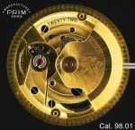 PRIM 22 jewel 98.01 self winding movement