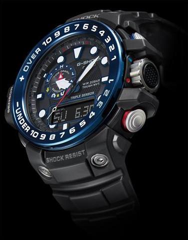Casio G-Shock Gulfmaster Triple Sensor