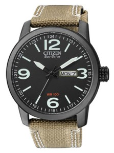 Citizen Eco-Drive Solar BM8476-23EE