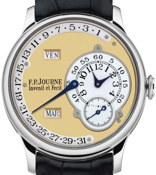 J P Journe - masterpiece of design
