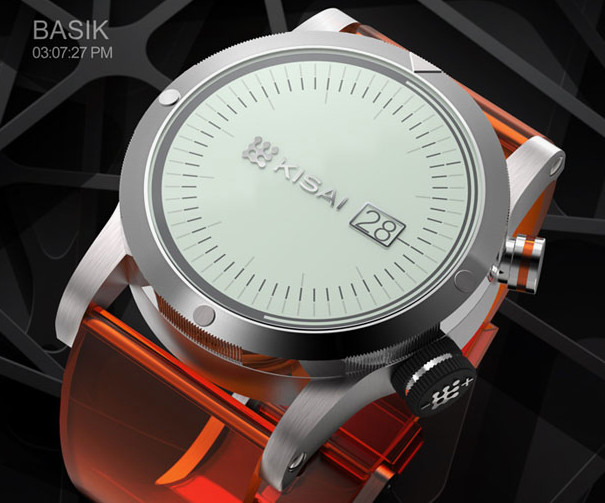 The Basik new concept time watch.  Have you got it?