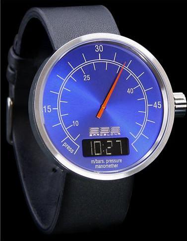 The 666 Under Pressure 11 - Blue