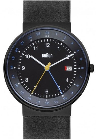 Braun Gents BN0142BKBKG-Black
