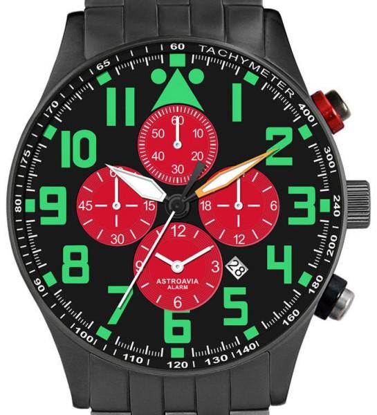 AstroAvia Alarm Chronograph 4 Jet