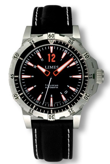 Limes Neptune 1 - a 1000m Water Resistant Sports/Diver