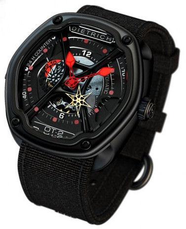 Dietrich OTC or Organic Time Chronometer