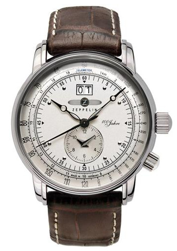 Zeppelin 100 years Dual Time