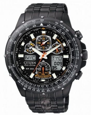 Citizen JY0005-50E A-T RC, Eco-Drive