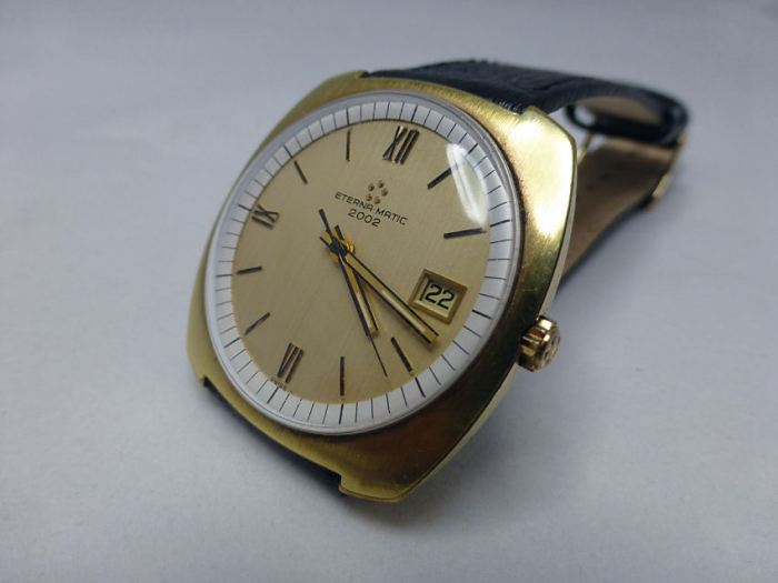Eterna-Matic 2002 from 1973