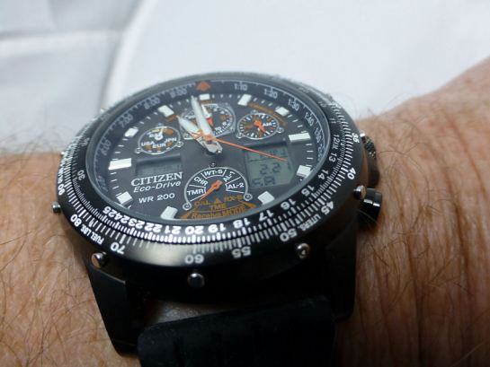 Citizen Skyhawk - home at last.