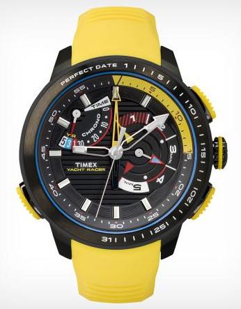 The Timex Intelligent Yacht Racer - a color triumph!