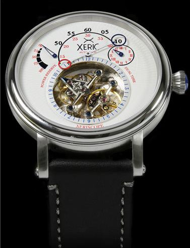 The Automatic Xeric Xericscope - dual time from Watchismo Brothers