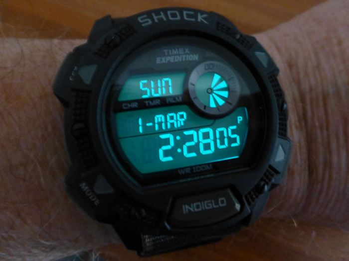 """Best """"active"""" travel watch - also best Military model"""