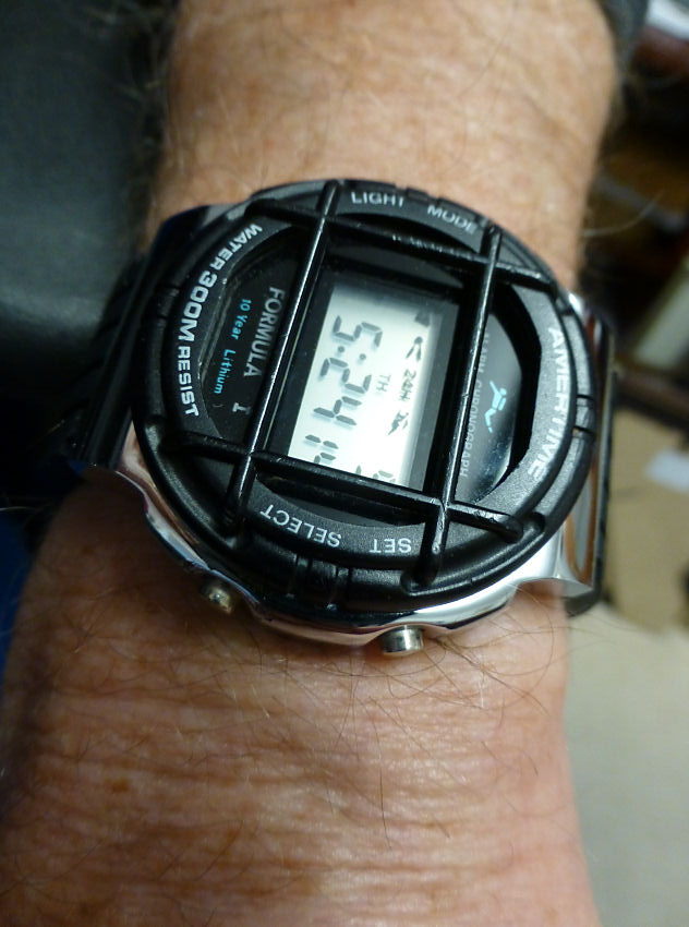 300 meter Diver, well used and still good to go.