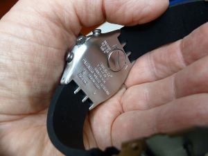 Decided on a 22 mm black standard silicon deployment strap from Ebay.