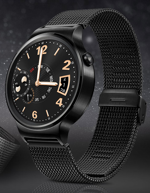 Huawei Smart watch with 40 different dials!