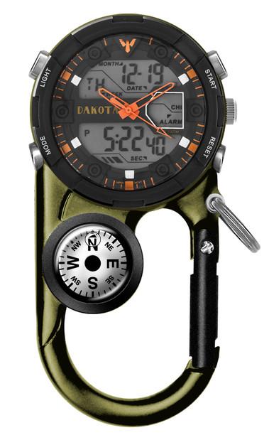 Dakota Clip Watch Model 37252