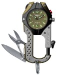 Knife and scissors carabiner style Dakota Watch