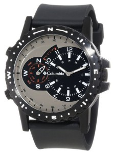 "Columbia CA002001 Waypoint ""Singletrak"" Compass Watch"