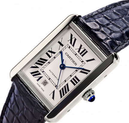 Cartier Tank Solo W5200027 - says it all.