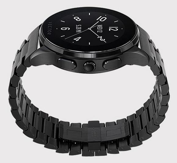 Vector Luna - bracelet or strap versions
