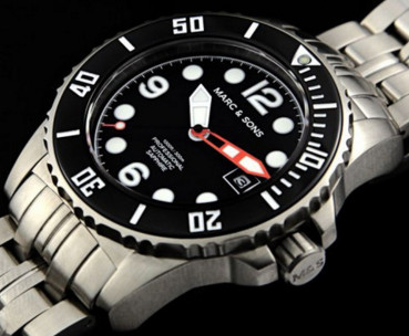 Marc & Sons Professional Diver, 300m MSD-033