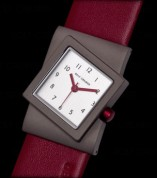 """The """"Turn"""" by Rolf Cremer - drivers watch style and modern too."""