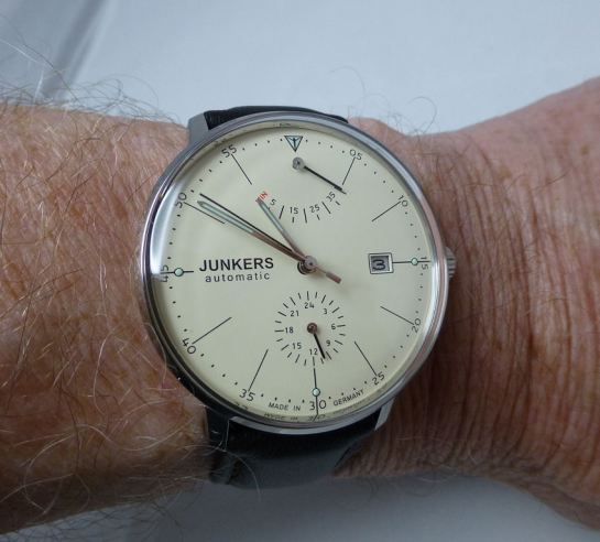 Junkers 6060-5 Bauhaus automatic
