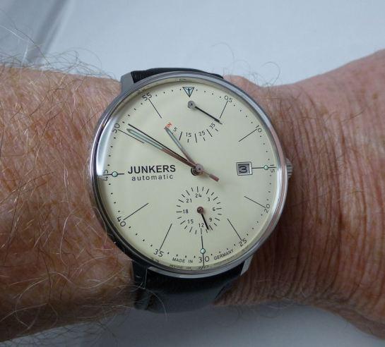 Junkers 6060-5 Bauhaus automatic